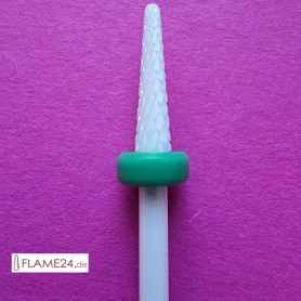 """Ceramic nail drill bit coarse """"Small Cone"""""""
