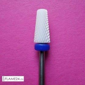"""Ceramic nail drill bit medium """"Barrel"""""""
