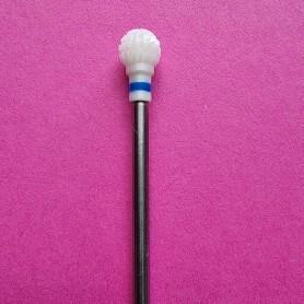 """Ceramic nail drill bit medium """"Ball"""""""