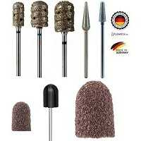 Tungsten Carbide Diamond Ceramic burs bits for the Nail and Foot Care
